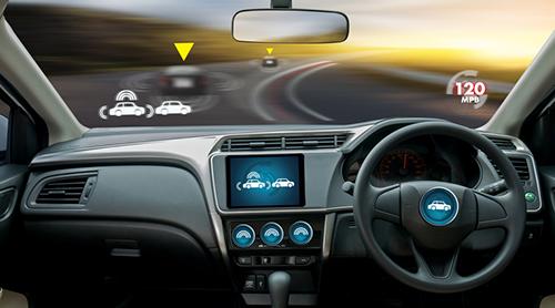 ADAS Driver Assist System