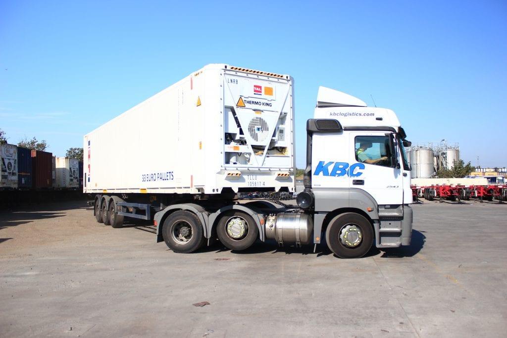 KBC Logistics: Freight & Logistics