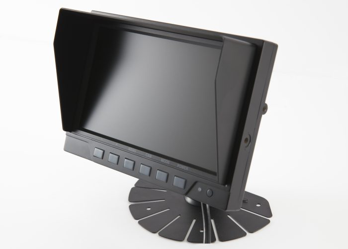 7 inch quad vehicle screen by Exeros