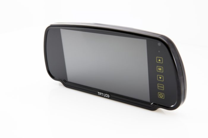 7 inch vehicle screen by Exeros