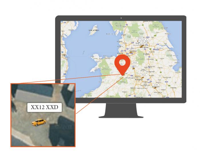 Vidematics Location tracking