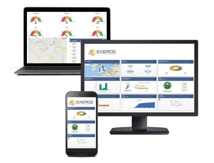Fleet Telematics | EXEROS Technologies