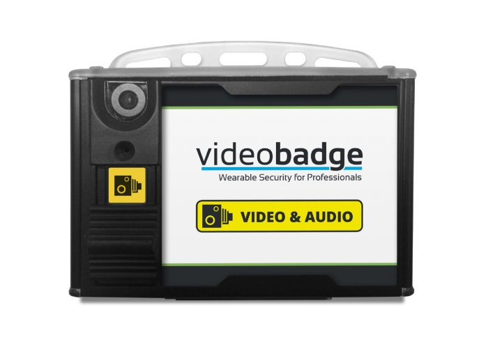 VideoBadge 200 bosy worn camera by exeros technologies