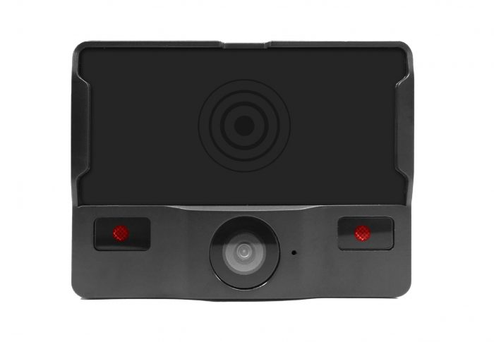 VideoBadge 300 body worn camera by exeros technologies