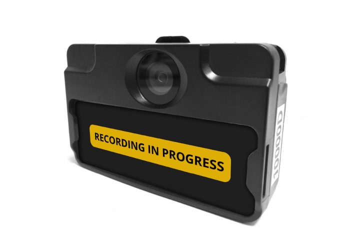 VideoTag 100 body worn camera by exeros technologies