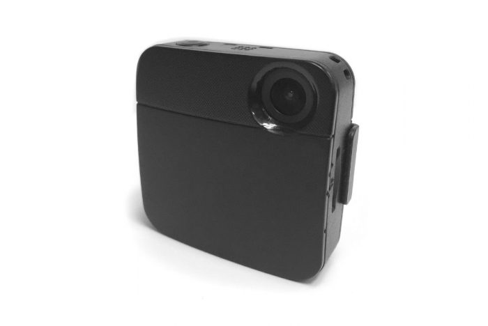 VideoTag 50 body worn camera by exeros technologies