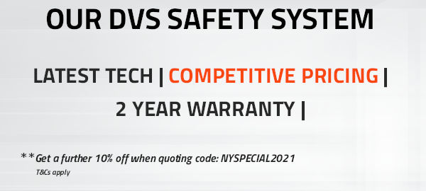 Exeros dvs safety system